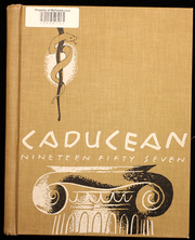 1957 Edition, Ohio State University College of Medicine - Caducean Yearbook (Columbus, OH)