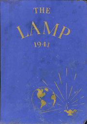 1941 Edition, Miami Valley Hospital School of Nursing - Lamp Yearbook (Dayton, OH)