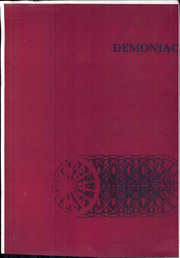 1971 Edition, Dyke College - Demoniac Yearbook (Cleveland, OH)