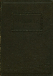 1926 Edition, St Joseph Academy - Sajoscript Yearbook (Columbus, OH)
