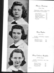 Page 12, 1943 Edition, St Joseph Academy - Sajoscript Yearbook (Columbus, OH) online yearbook collection