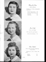 Page 13, 1943 Edition, St Joseph Academy - Sajoscript Yearbook (Columbus, OH) online yearbook collection
