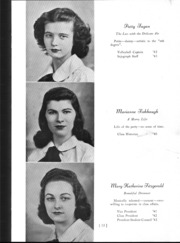 Page 14, 1943 Edition, St Joseph Academy - Sajoscript Yearbook (Columbus, OH) online yearbook collection