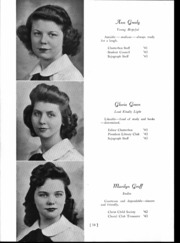 Page 15, 1943 Edition, St Joseph Academy - Sajoscript Yearbook (Columbus, OH) online yearbook collection