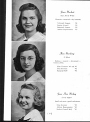 Page 16, 1943 Edition, St Joseph Academy - Sajoscript Yearbook (Columbus, OH) online yearbook collection