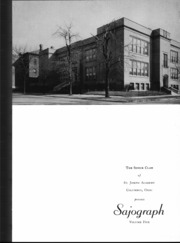 Page 4, 1943 Edition, St Joseph Academy - Sajoscript Yearbook (Columbus, OH) online yearbook collection