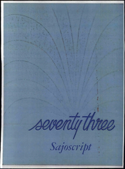 1973 Edition, St Joseph Academy - Sajoscript Yearbook (Columbus, OH)