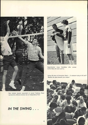 Page 10, 1963 Edition, Defiance College - Oraculum Yearbook (Defiance, OH) online yearbook collection