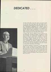 Page 17, 1963 Edition, Defiance College - Oraculum Yearbook (Defiance, OH) online yearbook collection