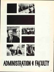 Page 11, 1968 Edition, Defiance College - Oraculum Yearbook (Defiance, OH) online yearbook collection