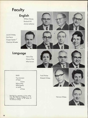 Page 16, 1968 Edition, Defiance College - Oraculum Yearbook (Defiance, OH) online yearbook collection