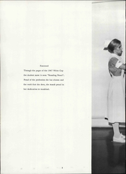 Page 8, 1967 Edition, Mansfield General Hospital School of Nursing - White Cap Yearbook (Mansfield, OH) online yearbook collection