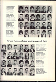 Page 13, 1965 Edition, Jefferson Junior High School - Jaguar Yearbook (Toledo, OH) online yearbook collection