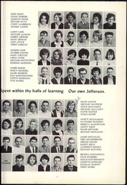 Page 17, 1965 Edition, Jefferson Junior High School - Jaguar Yearbook (Toledo, OH) online yearbook collection
