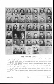 Page 9, 1937 Edition, Longfellow Junior High School - Echoes Yearbook (Toledo, OH) online yearbook collection