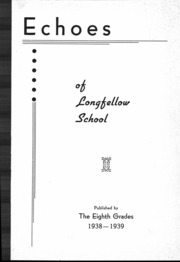 Page 2, 1938 Edition, Longfellow Junior High School - Echoes Yearbook (Toledo, OH) online yearbook collection