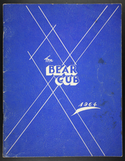 Page 1, 1964 Edition, Wadsworth Middle School - Bear Cub Yearbook (Wadsworth, OH) online yearbook collection