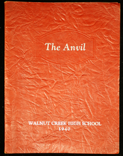 Walnut Creek High School - Anvil Yearbook (Walnut Creek, OH) online yearbook collection, 1940 Edition, Page 1