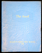 Walnut Creek High School - Anvil Yearbook (Walnut Creek, OH) online yearbook collection, 1941 Edition, Page 1