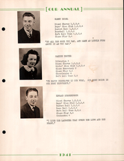 Page 17, 1941 Edition, Walnut Creek High School - Anvil Yearbook (Walnut Creek, OH) online yearbook collection