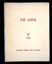 Page 1, 1942 Edition, Walnut Creek High School - Anvil Yearbook (Walnut Creek, OH) online yearbook collection