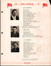 Page 7, 1942 Edition, Walnut Creek High School - Anvil Yearbook (Walnut Creek, OH) online yearbook collection