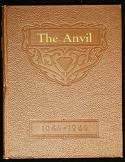 Walnut Creek High School - Anvil Yearbook (Walnut Creek, OH) online yearbook collection, 1949 Edition, Page 1
