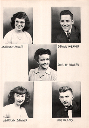 Page 17, 1949 Edition, Walnut Creek High School - Anvil Yearbook (Walnut Creek, OH) online yearbook collection