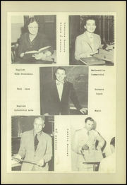 Page 11, 1952 Edition, Walnut Creek High School - Anvil Yearbook (Walnut Creek, OH) online yearbook collection