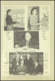 Page 13, 1952 Edition, Walnut Creek High School - Anvil Yearbook (Walnut Creek, OH) online yearbook collection