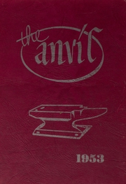 Page 1, 1953 Edition, Walnut Creek High School - Anvil Yearbook (Walnut Creek, OH) online yearbook collection