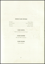 Page 11, 1953 Edition, Walnut Creek High School - Anvil Yearbook (Walnut Creek, OH) online yearbook collection