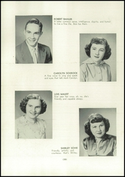 Page 12, 1953 Edition, Walnut Creek High School - Anvil Yearbook (Walnut Creek, OH) online yearbook collection