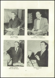 Page 7, 1953 Edition, Walnut Creek High School - Anvil Yearbook (Walnut Creek, OH) online yearbook collection