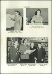 Page 8, 1953 Edition, Walnut Creek High School - Anvil Yearbook (Walnut Creek, OH) online yearbook collection