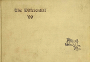 1899 Edition, Case School of Applied Science - Differential Yearbook (Cleveland, OH)