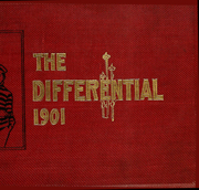 1901 Edition, Case School of Applied Science - Differential Yearbook (Cleveland, OH)