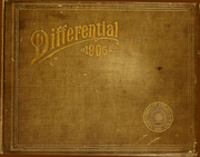 1906 Edition, Case School of Applied Science - Differential Yearbook (Cleveland, OH)
