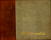 1913 Edition, Case School of Applied Science - Differential Yearbook (Cleveland, OH)
