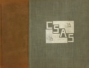 1915 Edition, Case School of Applied Science - Differential Yearbook (Cleveland, OH)