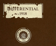 1918 Edition, Case School of Applied Science - Differential Yearbook (Cleveland, OH)