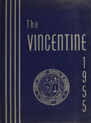 1955 Edition, St Vincent Hospital School of Nursing - Vincentine Yearbook (Toledo, OH)