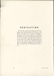 Page 10, 1943 Edition, Osnaburg Township High School - Echo Yearbook (East Canton, OH) online yearbook collection