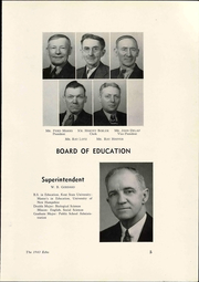 Page 11, 1943 Edition, Osnaburg Township High School - Echo Yearbook (East Canton, OH) online yearbook collection