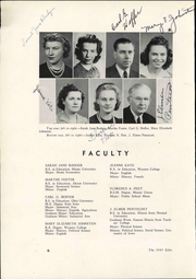 Page 12, 1943 Edition, Osnaburg Township High School - Echo Yearbook (East Canton, OH) online yearbook collection