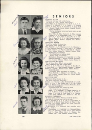Page 16, 1943 Edition, Osnaburg Township High School - Echo Yearbook (East Canton, OH) online yearbook collection