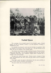 Osnaburg Township High School - Echo Yearbook (East Canton, OH) online yearbook collection, 1943 Edition, Page 30