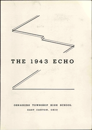 Page 9, 1943 Edition, Osnaburg Township High School - Echo Yearbook (East Canton, OH) online yearbook collection