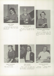 Page 16, 1958 Edition, Laurel School - Leaves Yearbook (Shaker Heights, OH) online yearbook collection