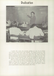 Page 8, 1958 Edition, Laurel School - Leaves Yearbook (Shaker Heights, OH) online yearbook collection